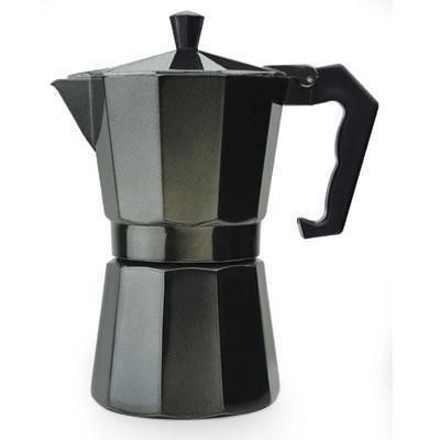 1 - Stovetop Espresso 6cup Black