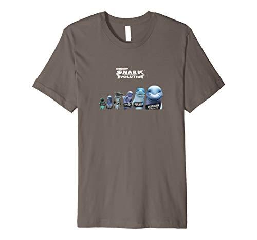 Hungry Shark Evolution: Shark Lineup T-Shirt