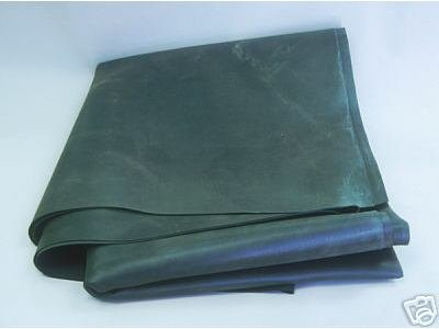 10' x 35' 45 Mil Black EPDM rubber roofing