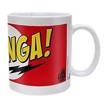 The Big Bang Theory Bazinga Mug