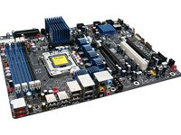 Intel DX58SO Extreme Series X58 ATX Triple-channel DDR3 16GB SLI or CrossFireX LGA1366 Overclocking Utility Desktop Board - - Series Intel Extreme