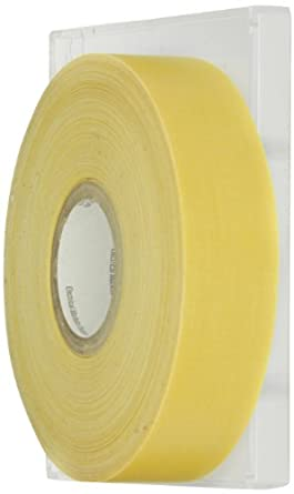 """Scotch Electrical Insulating Varnished Cambric Tape 2520, 3/4"""" Width, 60 Foot Length (Pack of 1)"""