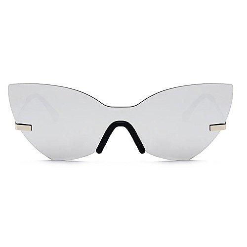 Pièce De en Personnalité UV Forme Une C3 Voyager Protection Style Plein Papillon Femmes Lunettes Voyage Couleur Soleil Air Vintage C3 Les pour 4xzIwqxg
