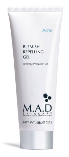 M.A.D Skincare Blemish Repelling Gel Benzoyl Peroxide 5%