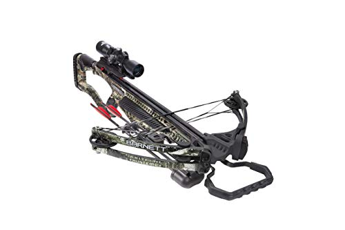 BARNETT Whitetail Hunter II Crossbow | 350 Feet Per Second | Ready to Hunt Package