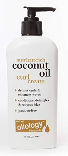 Oliology Coconut Oil Curl Cream 7.8 oz
