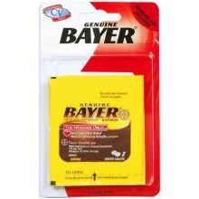 Convenience Valet Genuine Bayer Aspirin 4 Tablet and Paper Cup - 6 per pack -- 24 packs per case. by Convenience Valet