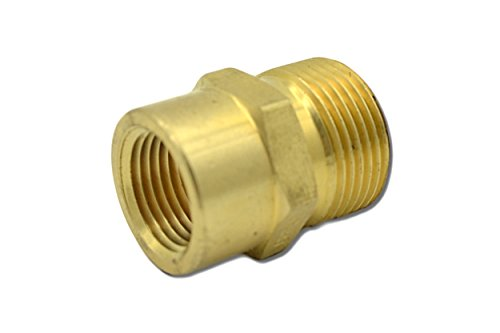 """Veloci Performance Products Inc 1/4""""-Fpt Twist Coupler Plug from Veloci Performance Products Inc"""