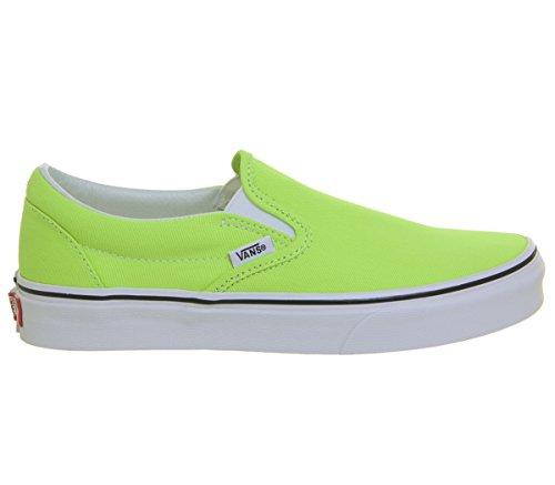 Vans AUTHENTIC, Unisex-Erwachsene Sneakers Jasmingrün
