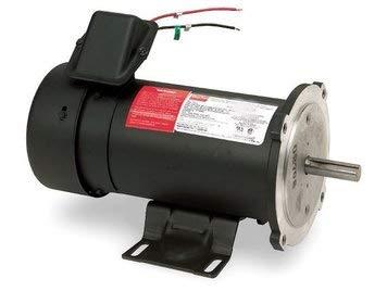 DC Motor, PM, TEFC, 3/4 HP, 1750 rpm, ()