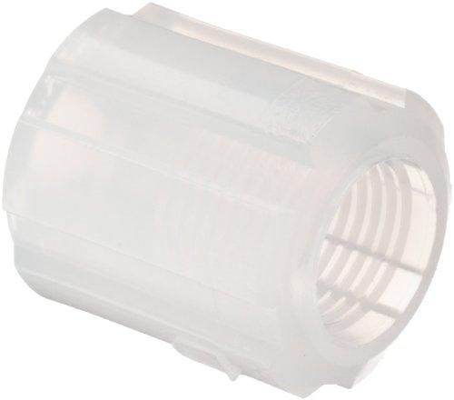 (Parker Pargrip 1213-0302 PFA Tube Fitting, Nut, 1/8