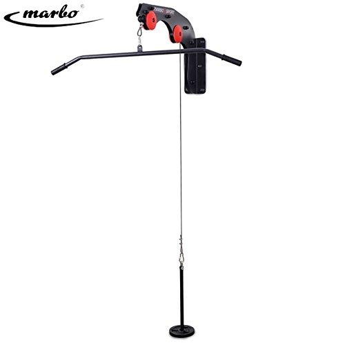 Latzug zur Wandbefestigung MH-W108 von Marbo Sport