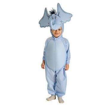 Who Costumes Dr Seuss (Dr. Seuss Horton Hears A Who Horton Child Costume)