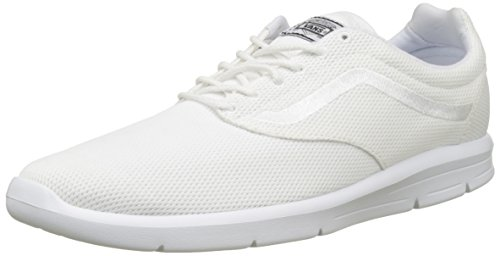 Vans Iso 1.5, Unisex Adults' Low-Top Sneakers Ture White