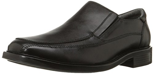 (Dockers Men's Proposal Leather Slip-on Loafer Shoe,Black,12 W US)
