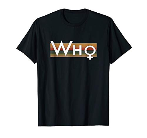 Who 13th Doctor Female Symbol T-Shirt