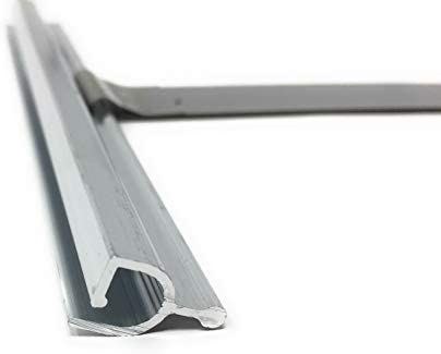 muelle de acero 10/maxiganchos de aluminio y acero para muelles persianas estores