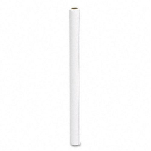 Bienfang Paper Poster Roll, 36 Inches Width, 25 Yards, White, Roll (321-130) by Bienfang