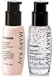 Mary Kay TimeWise Miracle Set Day Solution Sunscreen + Night Solution 1.0 fl. oz / 29 mL