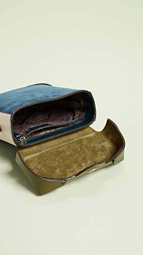Fuchsia Pristine MANU Bag Mini Khaki Women's Atelier Pavone Beige Box YYxwSa