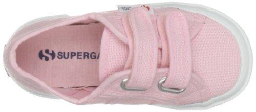 Sneaker Bambino pink Superga 2750 Rosa cotjstrap Classic nqw770TzA