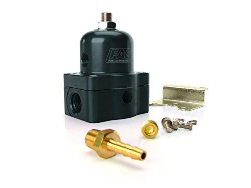 FAST 307030 Adjustable Billet Fuel Pressure Regulator