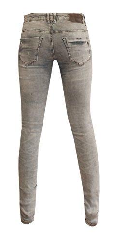 Zhrill W0064 W0064 Femme Jeans Grey Zhrill Jeans Zhrill Grey Femme Jeans dwxqzq57I