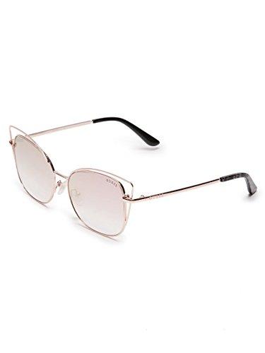 Guess rosé Sonnenbrille GU7528 Guess Sonnenbrille rP6Hqr0