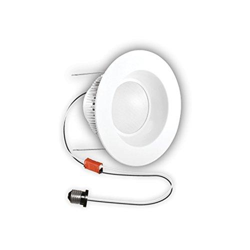 120V.10 Amp J/&D Manufacturing J/&D LEDRC9-4C LED Dimmable Recessed Down Lights 9W 5000K
