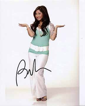 BRENDA SONG (Suite Life on Deck) 8x10 Celebrity Photo Signed In-Person