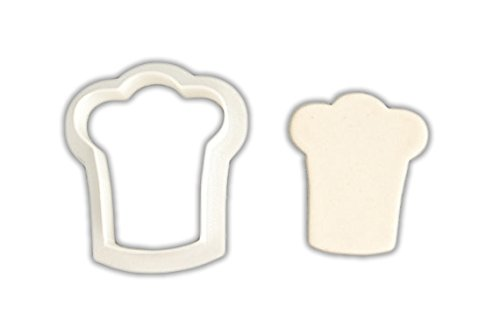 Chef Hat Cookie Cutter - LARGE - 4 Inches