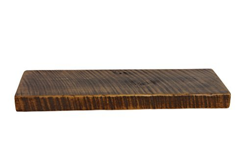Rustic Floating Mountable Wood Shelf, Antique, Pine, Open Shelving (24'' x 8'' x 2'') by Joel's Antiques & Reclaimed Decor