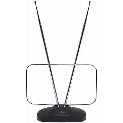 RCA ANT111Z Durable FM Antenna, Rabbit Ears