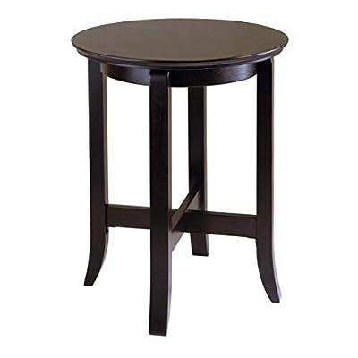 Wood & Style Premium Décor End Table