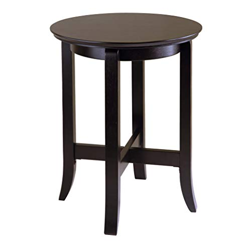 (Winsome Wood 92019 Toby Occasional Table, Espresso)