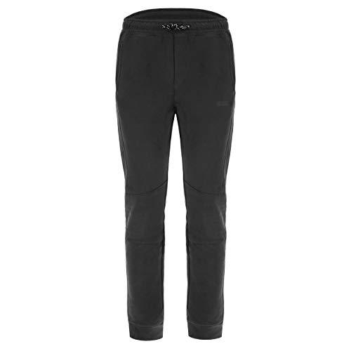 Avec Pantalon Élastique Lacet Freddy Long Noir Coupe Panneaux À Et wXqn4xdPv