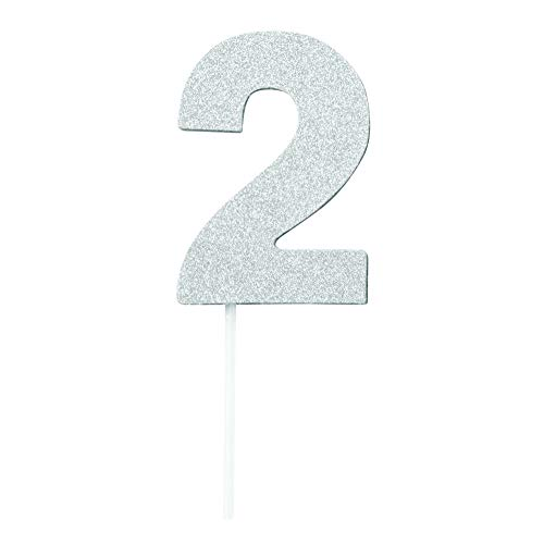 Forum Novelties DNS2 Diamond Cake Topper, -