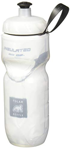 Polar Bottle Sport Insulated 20 oz Water Bottle - White