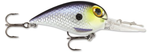 Storm Wig Wart Mossy Fire 5 Fishing Lure, Blue Back Herring, 2-Inch