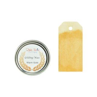 Dixie Belle Paint Company Gilding Wax (Warm Gold)