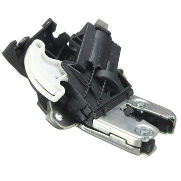 Torso Hat Interlock - Car Rear Trunk Lock Latch Sedan Passat - Ignition Luggage Compartment Eyelid Curl Chamber Shut Body Boot Whorl Bole Interlace Tree Chapeau Mesh Probosci