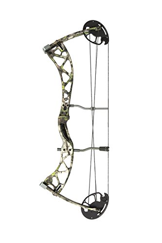 Martin Archery EL-1718BLK70R Carbon Eliminator Blackout Archery Bow, Blackout