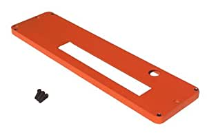 Ridgid r4511 10 inch table saw replacement dado throat for 10 table saw dado blade