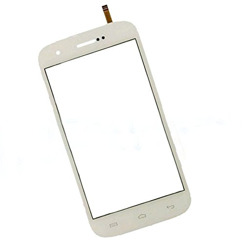 MagicBird® For BLU Studio 5.0 D530 Touch Screen Digitizer Glass Panel Replacement White (Blu D530 Screen Replacement Parts)