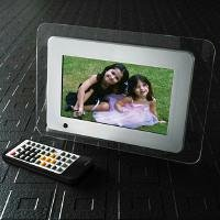 7 Digital LCD Photo Frame Screen - up to 2,000 photos
