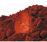 5 Oz RED Iron Oxide Basic Soap & Cosmetic Pigment Powder Arts Crafts 5 ounces Color Ingredient