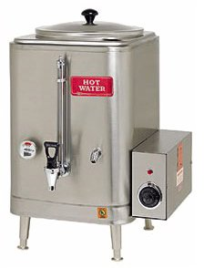 (Grindmaster-Cecilware ME15EN 120-volt/1pH Electric Water Boiler, 15-Gallon)