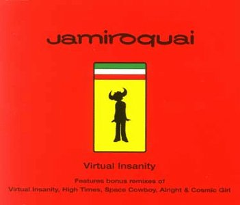 amazon virtual insanity jamiroquai アシッドジャズ 音楽