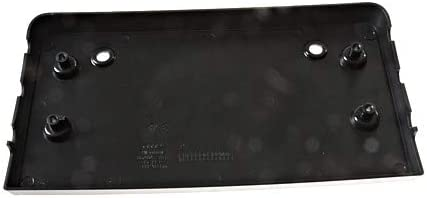 Genuine Black licence plate holder AUDI A4 Avant S4 8K2 8K5 8K0807285H3FZ
