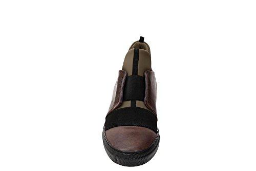 I17 e Lycra Black Lpg216 Sneakers 662 Multitaupe Coffee HwTIRqz